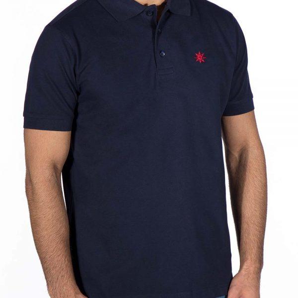 Polo Shirt navyblau