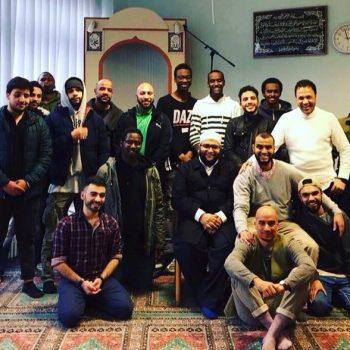 Münchner Muslime Gebetsraum Implerstr