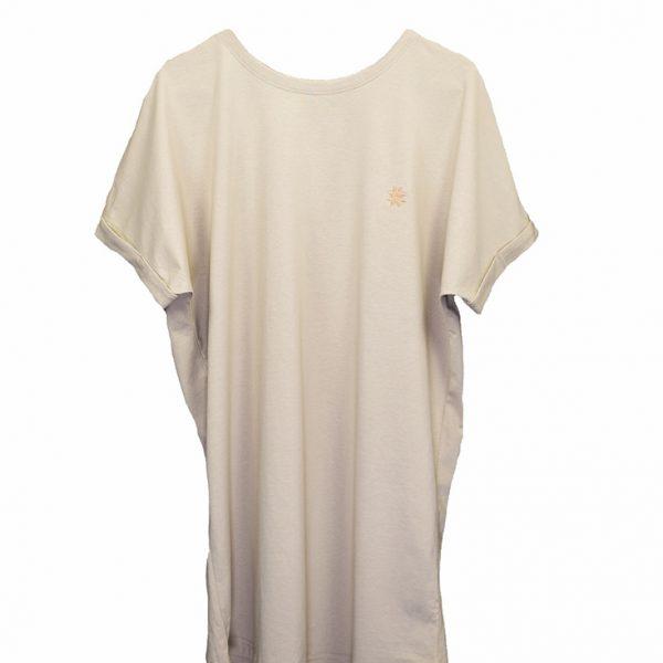 T-Shirt-Sandbeige