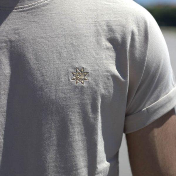 T-Shirt sandbeige