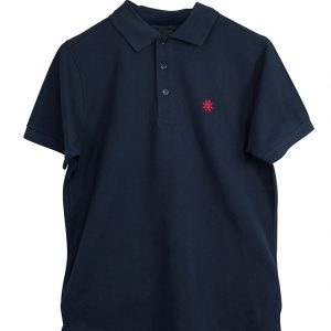 Polo Shit navyblau